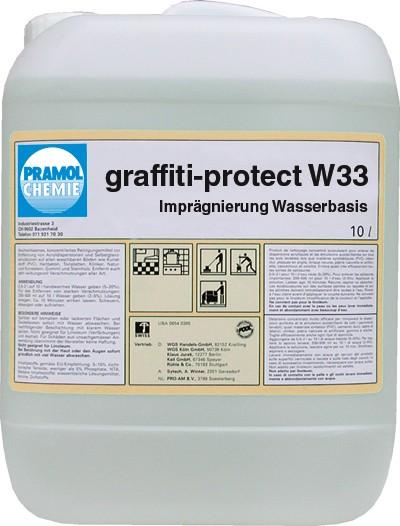 Graffiti-Protect W33