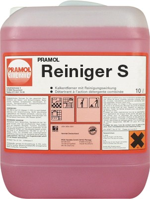 Cleaner S (Reiniger S)