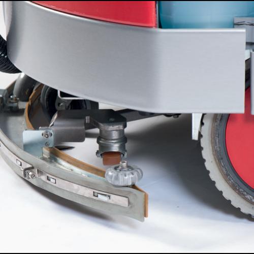Поломоечный робот CLEANFIX RA 660 NAVI c системой GPS навигации