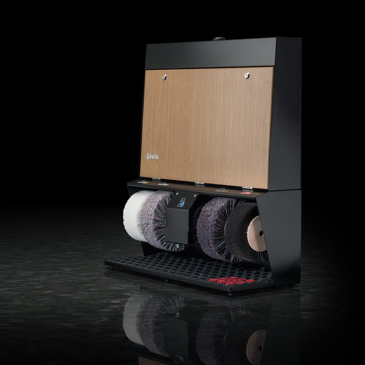 Машинка для чистки обуви Heute Polifix 4 Super