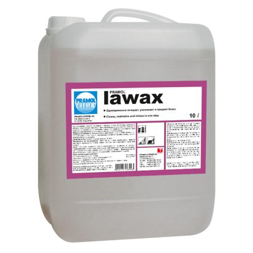 LAWAX Pramol для уборки и ухода за полами с дополнительным блеском