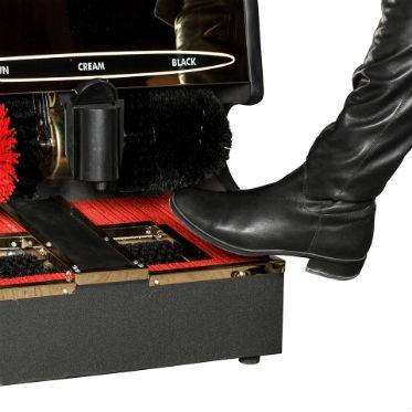 Комбинированный аппарат для чистки обуви XLD-XD